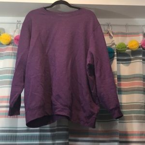 JMS Soft Purple Sweatshirt-3X